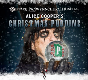 Christmas Pudding 2019 Events | Alice Cooper Solid Rock